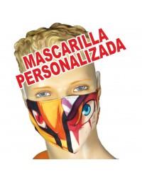 MASCARILLA PERSONALIZADA...